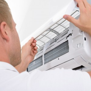 zoned climate controls with mini-split heating and cooling systems